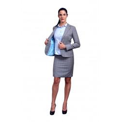 Fashion ruit light grey square